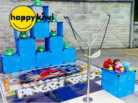 Prastie Angry Birds